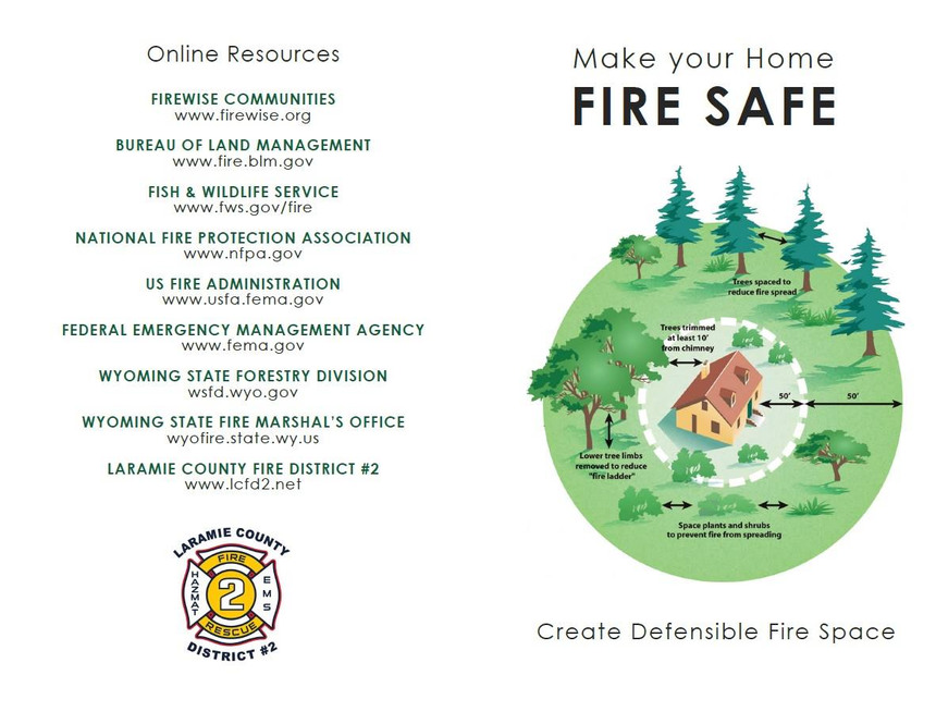 CRR is a process of identifying critical threats that are local to your community and then designing programs to address high-risk neighborhoods or risks, like defensive space from wildfires.