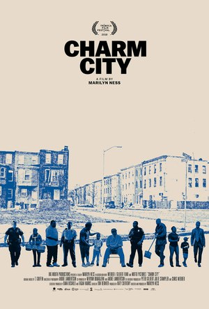 """Charm City"" delivers a candid portrait of citizens, police, community advocates and government officials during three years of unparalleled, escalating violence in Baltimore."
