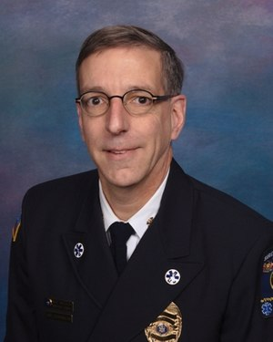 Dr. Mike McEvoy serves as the EMS coordinator in Saratoga County, NY, as well as IAFC EMS Section chair. He isalso the chief medical officer for the West Crescent Fire Department in New York, the professional development coordinator for the Clifton Park & Halfmoon EMS and a cardiovascular ICU nurse clinician at Albany Medical Center in New York.