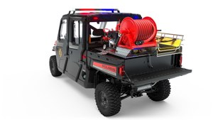 UTVs are a critical component to any department's fleet. (Courtesy photo)