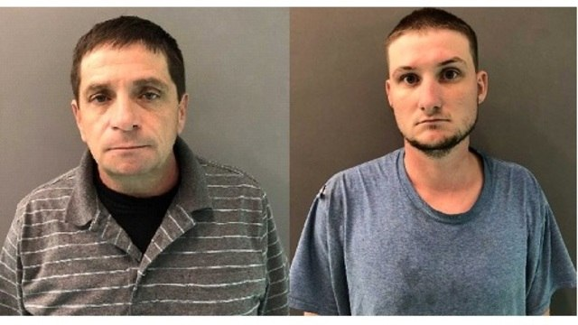 Little River Academy Volunteer Fire Department Chief David Borders and his son, William, who used to work as a firefighter for the department, were accused of stealing thousands of dollars from the department through cash advances.