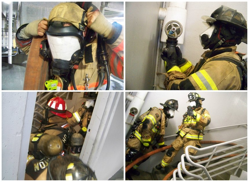 Training for poor conditions is imperative. It teaches your crew, as best as possible, what to expect under extreme conditions.
