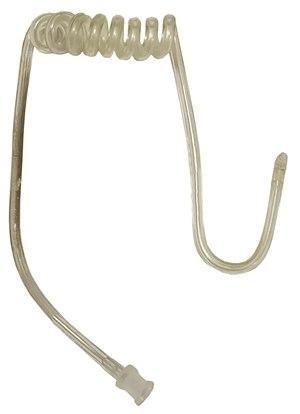 A dirty ear tube.