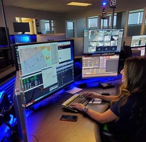 Officers have a new-found respect and better understanding of the challenges facing call takers in obtaining information during a 911 call. (Photo/Chula Vista PD)