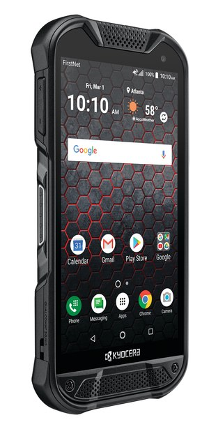 Kyocera's DuraForce PRO 2 is PSBN-ready. (image/Kyocera)