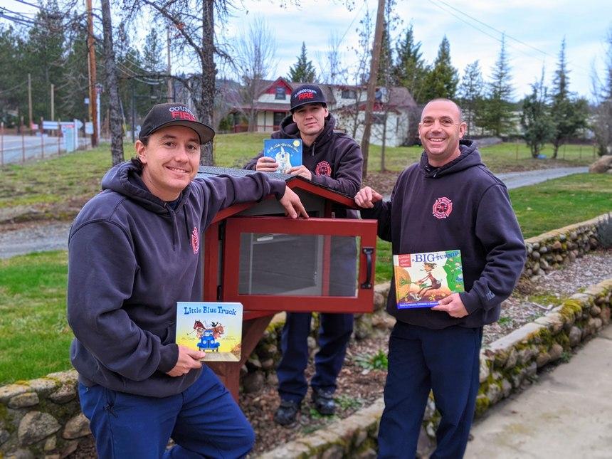 Photo/El Dorado County Fire Protection District