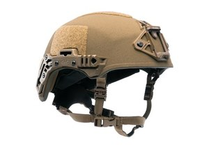 The EXFIL Balistic helmet has many customizable options that gives the buyer more control.