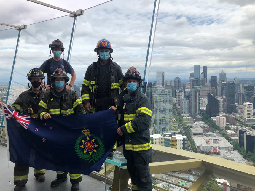 (Photo/Seattle Fire Department)