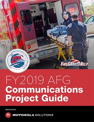 Download this free guide for AFG 2019 to learn everything you need to know about applying for communications equipment funding.