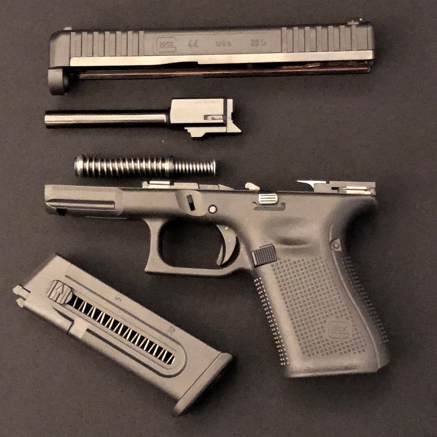 The G43X and G48 are great options for a concealable package that still has strong capacity. (Photo/Glock)