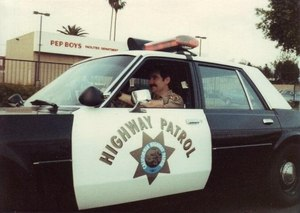 "As a member of the CHP, I quickly learned how little I knew about law enforcement. I got exposed early on to some veteran cops who ""adopted"" me, and I learned how little I knew about ""cop"" work."