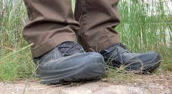 The GTX High Side Zip offer great stability and responsiveness.
