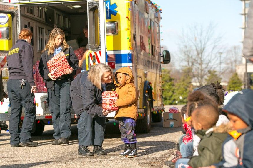 Photo/Hunstville Emergency Medical Services, Inc.