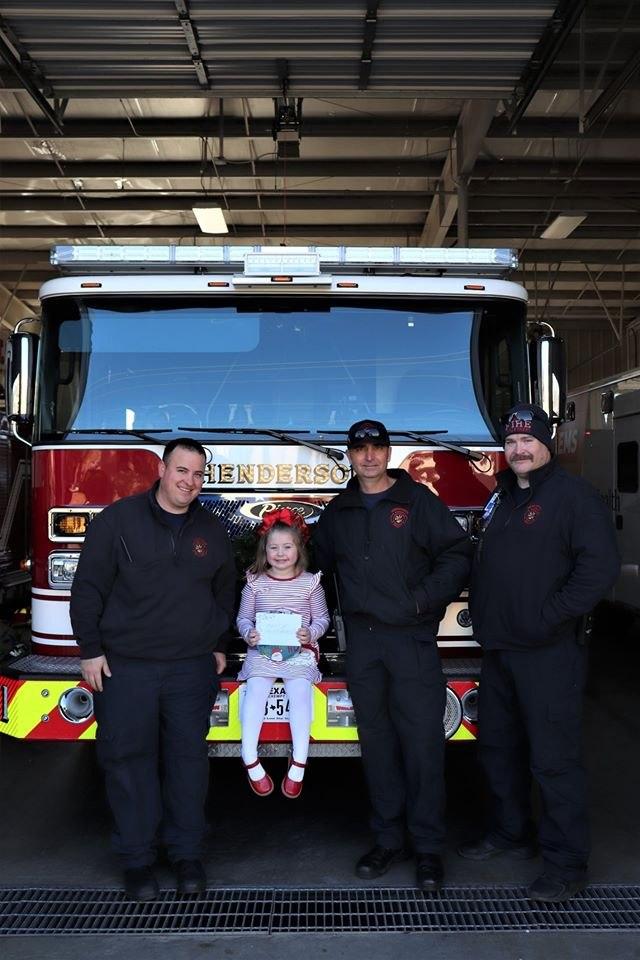 Photo/Henderson (Texas) Fire Department