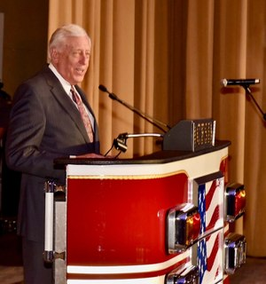 House Majority Leader Congressman Steny Hoyer. (Photo/John M. Buckman III)