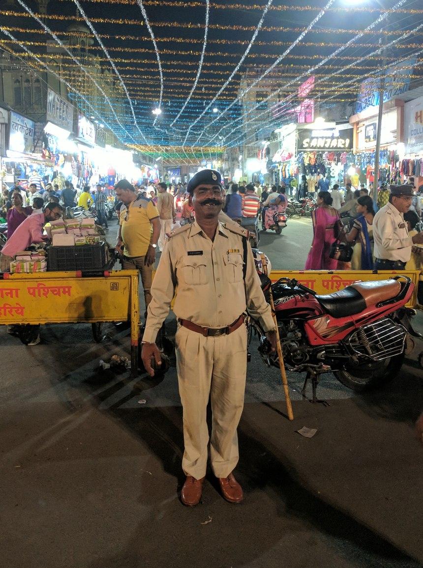 Indore, India.