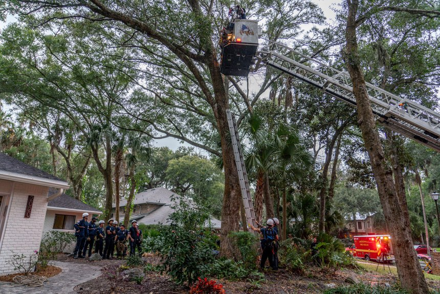 (Photo/Jacksonville Fire and Rescue Department)