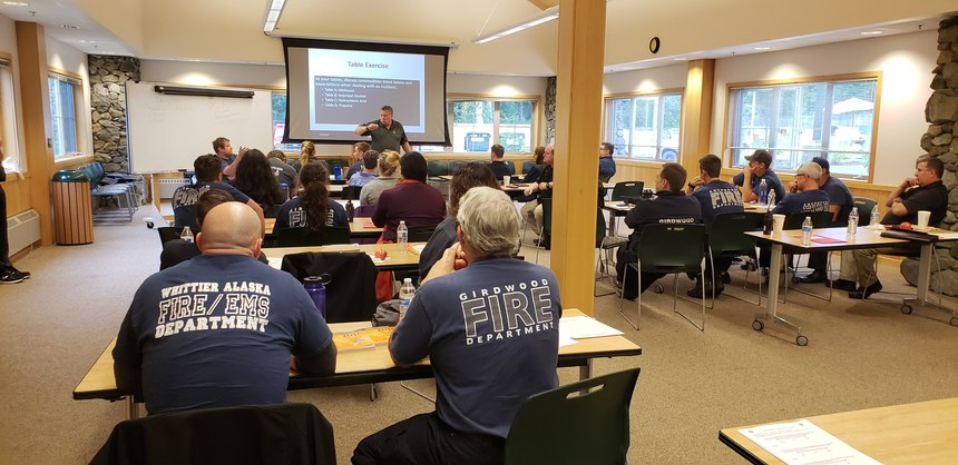 Due to the low-frequency nature of hazmat incidents, training is imperative to ensure department members understand their roles and responsibilities.