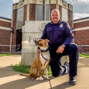 While these dogs may not fit preconceived notions of what a K9 should look like, they have a wide set of skills.