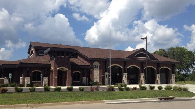 City leaders announced a December event to mark the completion of the fourth and final new Kettering fire station. (Photo/KFD)