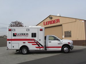 Leader began its production of emergency vehicles in South El Monte in 1975. (Photo/LEV)