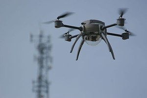 Drones provide officer safety and protection against property damage. (Photo/LETS)