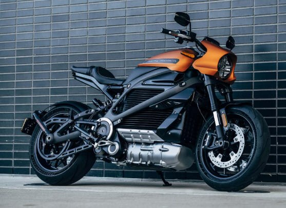 Harley Davidson's LiveWire is the first electric motorcycle the company has offered.