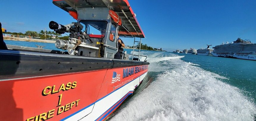(Photo/Miami Beach Fire Department)