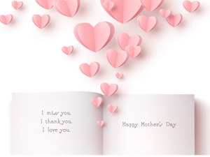 In all, 420,979 free eCards were sent on Mother's Day. (Photo/Securus Technologies)