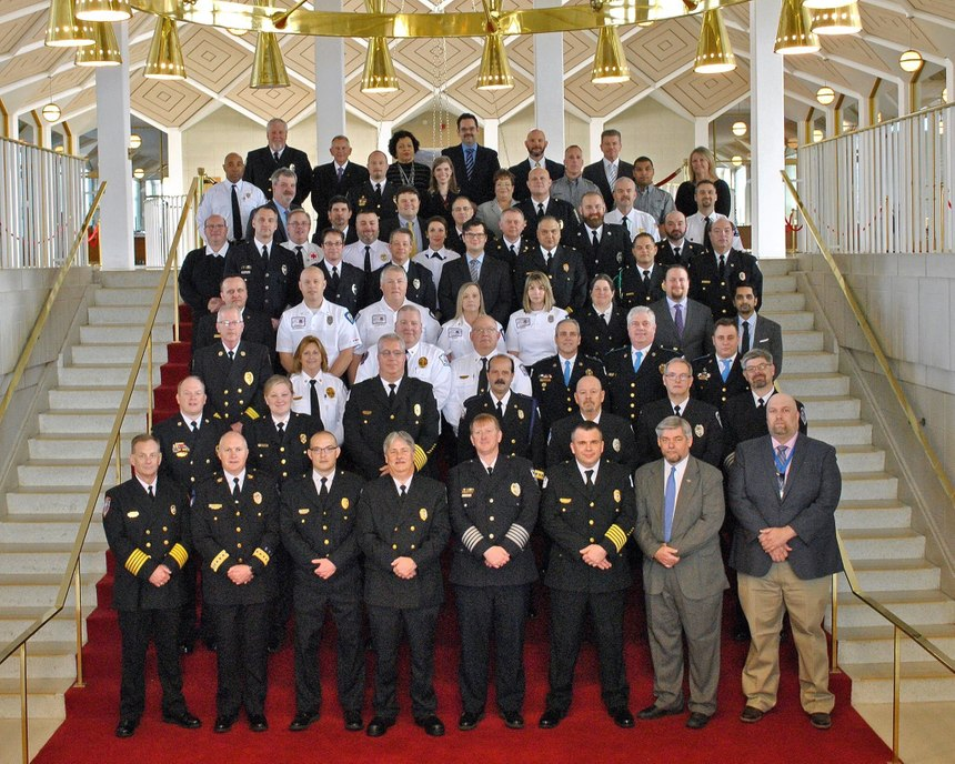 1st annual North Carolina EMS legislative action day