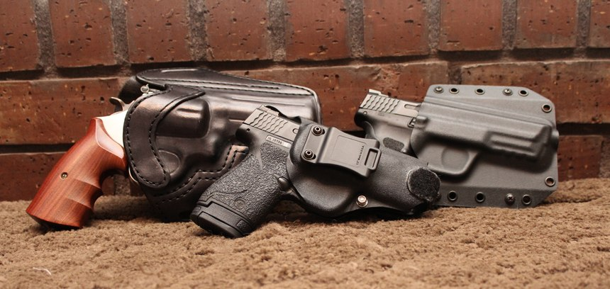 Quality leather and Kydex gear are more accessible and affordable than ever.