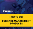 How to buy evidence management products (eBook)