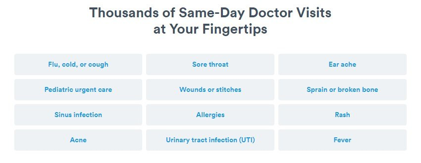 Solv makes it easier for patients to book a same-day doctor visit for minor aches, inuries and ailments.