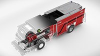 Minn. FD unveils 2 new vehicles designed to cut carbon emissions and fuel costs