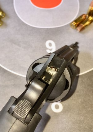 The transfer bar provides a safety measure so the gun can only fire when its trigger is fully pulled all the way to the rear.