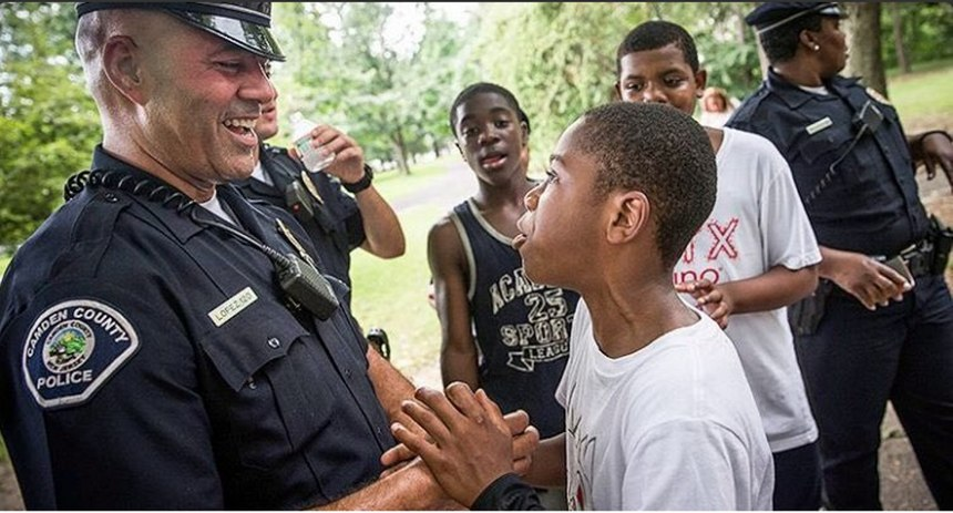States have virtually no role in setting developmentally appropriate and trauma-informed training standards to prepare police recruits for their future interactions with youth. (Photo/Strategies for Youth)