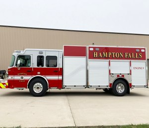Toyne has maximized every ounce of space on this rig, outfitting it with the latest technology and equipment.