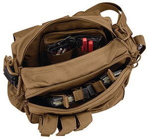 main compartment of the Propper Bail Out Bag