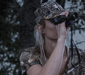The Axion XM30S is one of the most advanced thermal monoculars on the market. (Courtesy photo)