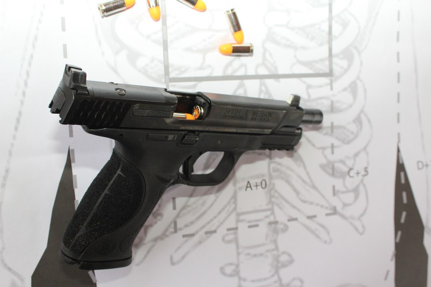 Training aids like dummy rounds are imperative for any firearms training program.