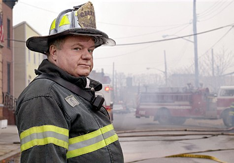 Jack McGee served as an FDNY firefighter from 1977 to 1987. He was assigned to Engine Company 89 and Ladder Company 50 in the Bronx. (Photo/Twitter)