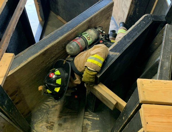 Many of the most effective hands-on drills are simple and relevant, and involve practicing the skills that you are most likely to use and are most essential. (Photo/Hartsdale, NY, Fire Department)