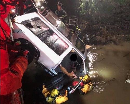 (Photo/City of Santa Rosa Fire Department Facebook)