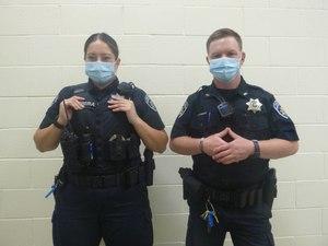 Different types of uniforms offer different advantages for tactical hand placement. (Photo/Remington Scott)