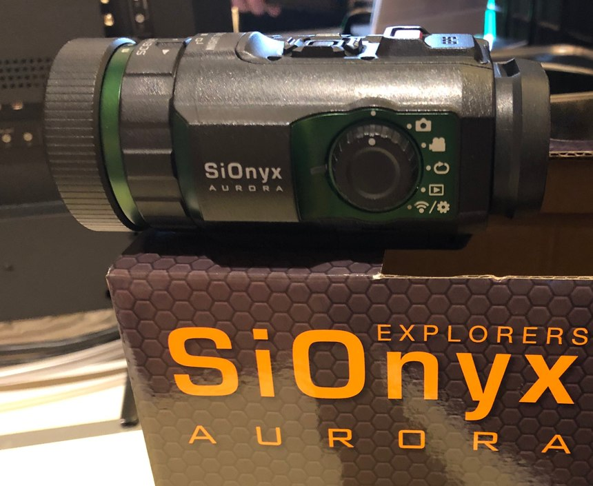See in color at night with the new SiOnyx Aurora camera.