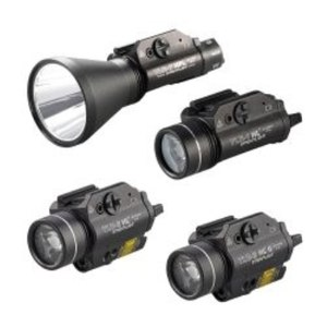 The upgraded lights feature the latest in LED technology, including a shock-proof high-power LED.