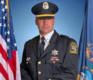 Genesee County Sheriff Chris Swanson. (Courtesy photo)