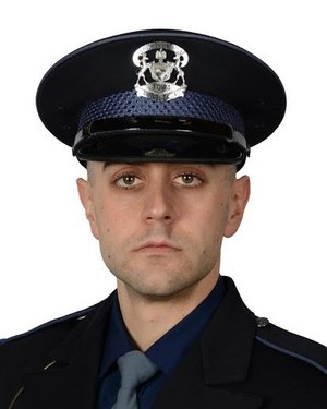 Trooper Caleb Starr died July 31, 2020 from injuries he sustained after being struck by a suspected drunk driver.