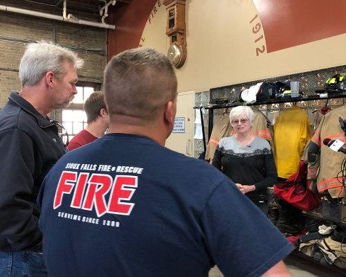 (Photo/Sioux Falls Fire Rescue Facebook)