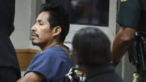 Genaro De La Cruz Ajqui, 41, pleaded guilty to two counts of DUI manslaughter and was sentenced to 14 years in prison on Wednesday. (Photo/ Palm Beach Post File Photo/Observer-Dispatch)